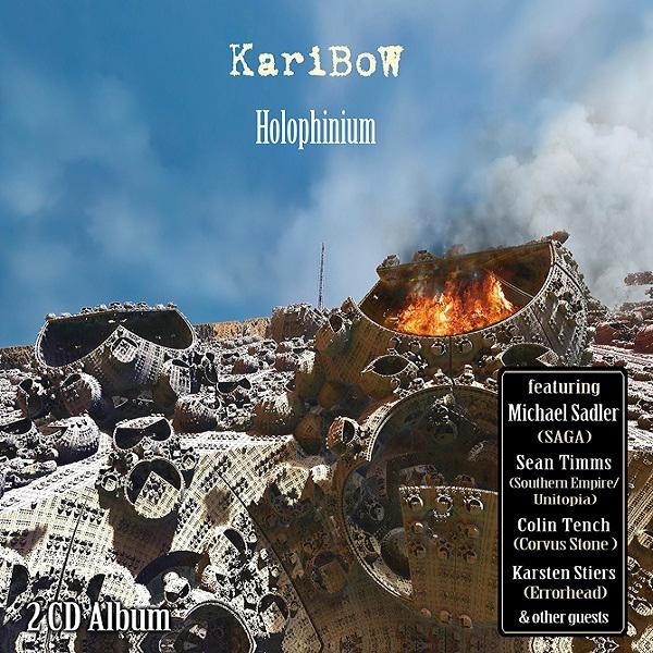 KARIBOW släpper dubbelalbum.