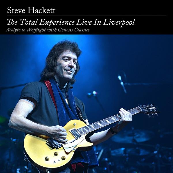 Steve Hacket annonserar nytt livesläpp.