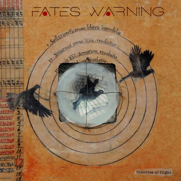 FATES WARNING offentliggör omslag och albumtitel.