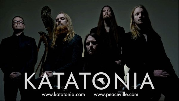 Katatonia turnerar under hösten!