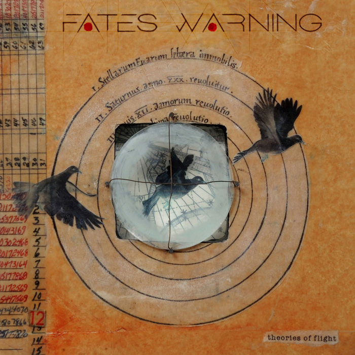 Fates Warning har lagt ut textvideon From The Rooftops.