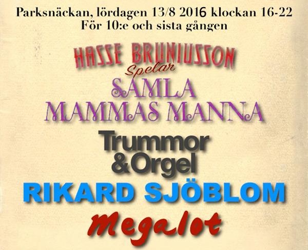 Uppsala Progressive Rock Festival – 10:e upplagan.
