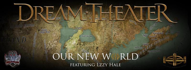 Dream Theater har lagt nya versionen av spåret Our New World.