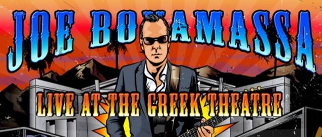 Joe Bonamassa släpper fler videos från Live At The Greek Theatre.