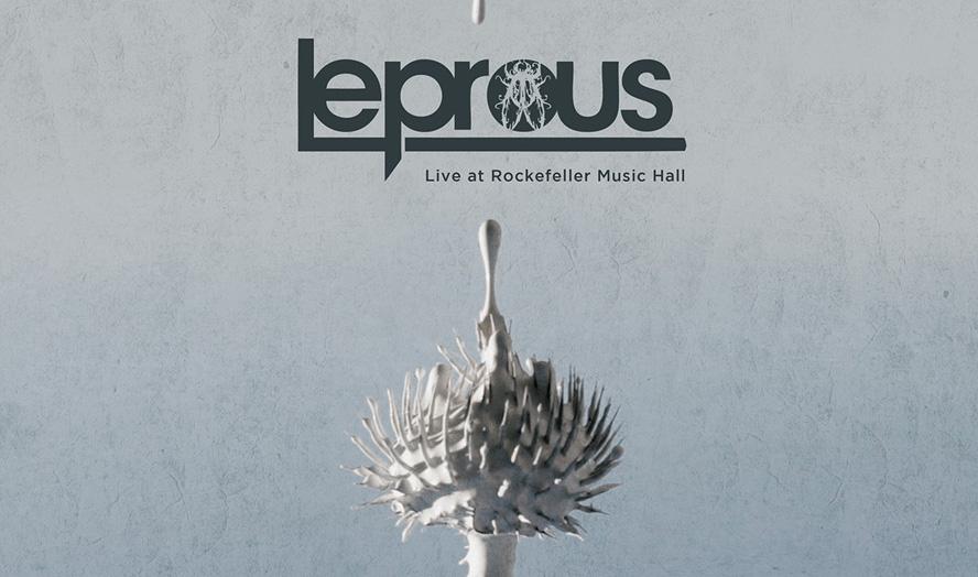 "LEPROUS – annonserar dvd släpp ""Live At Rockefeller Music Hall""."