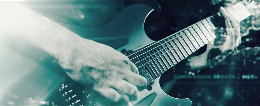 Skyharbor har premiärvisning av nya videon Chemical Hands.
