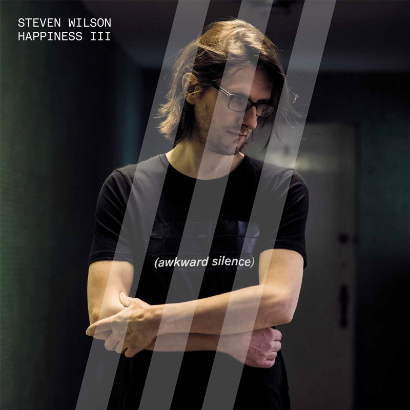 Steven Wilson – singelsläpp i oktober.