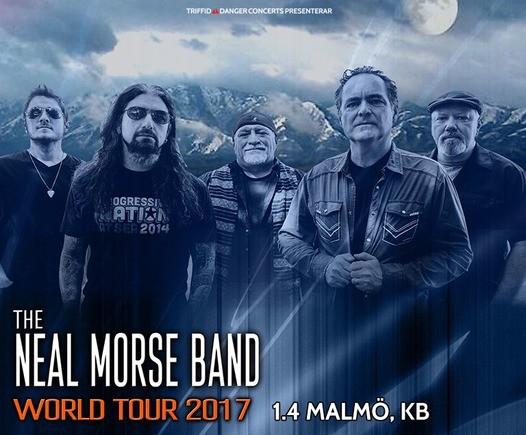 neal morse band_worldtour2017