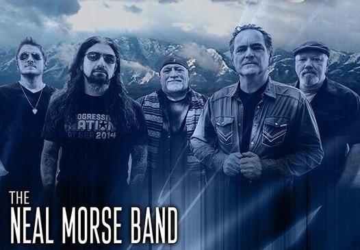 The Neal Morse Band till Malmö 2017.
