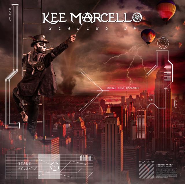 Kee Marcello är tillbaks med nytt album och video.
