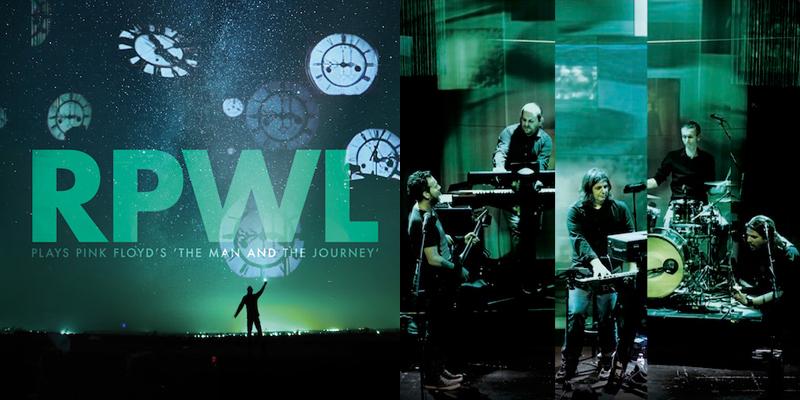 Rpwl släpper live dvd med Pink Floyd låtar.