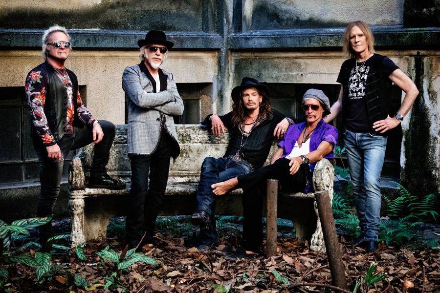 Aerosmith tar farväl på Sweden Rock Festival.