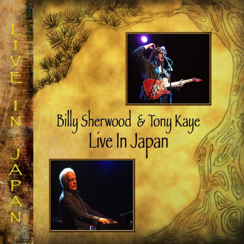 Billy Sherwood & Tony Kaye – Live In Japan