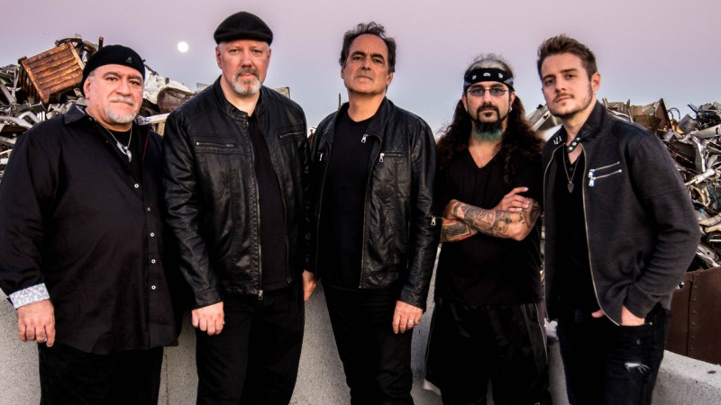The Neal Morse Band annonserar Europaturné 2017.