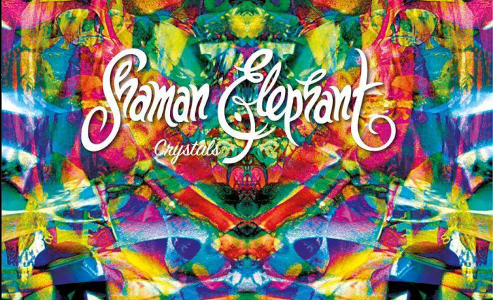 Shaman Elephant – Crystals