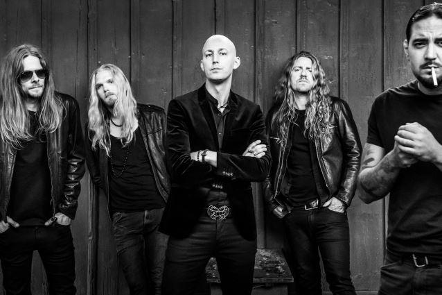 Soen  – nytt album ute i februari.