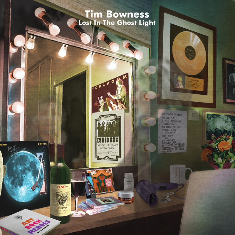 Ny video av Tim Bowness