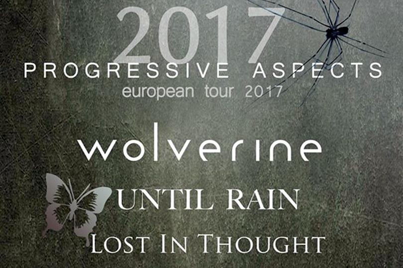 Två svenska datum klara för Progressive Aspects tour 2017.