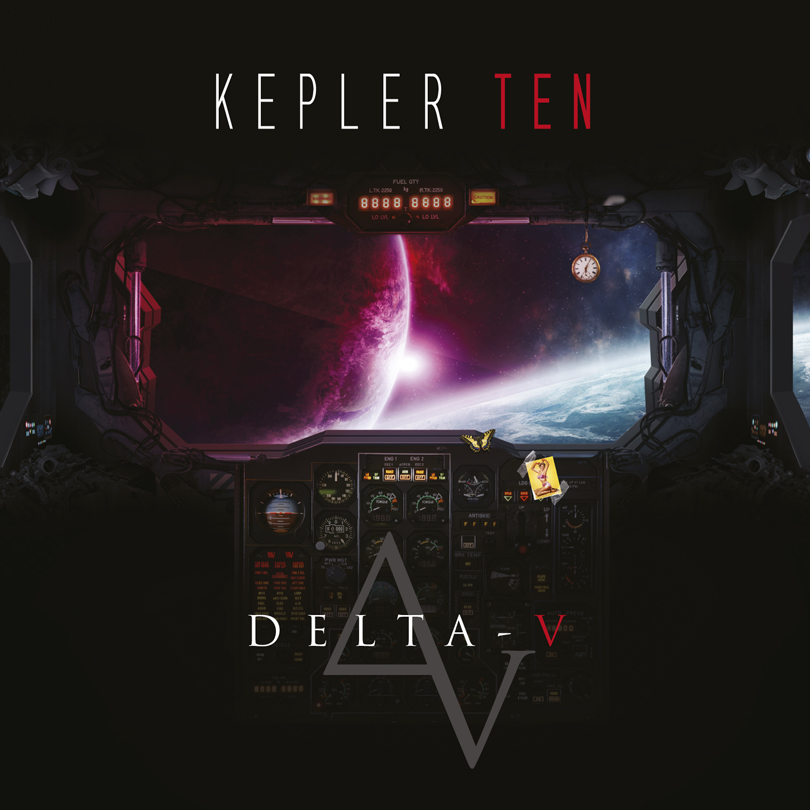 Kepler Ten streamar spåret Red Skies Rise.