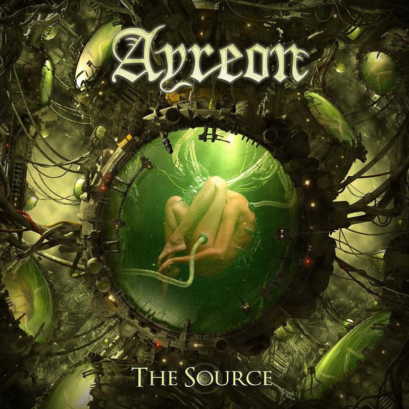 Ayreon offentliggör omslag och albumtitel.