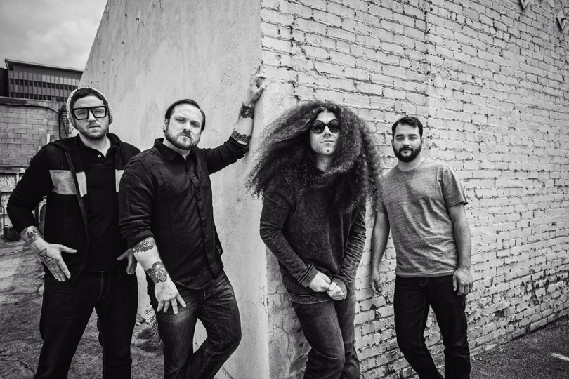 Coheed and Cambria till Sweden Rock Festival 2017.