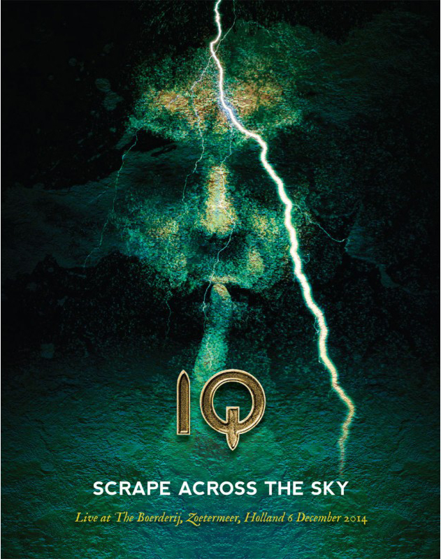 IQ – Scrape Across The Sky – Live