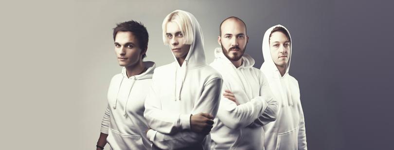 Karmanjakah – svenskt progressivt metalband släpper EP.