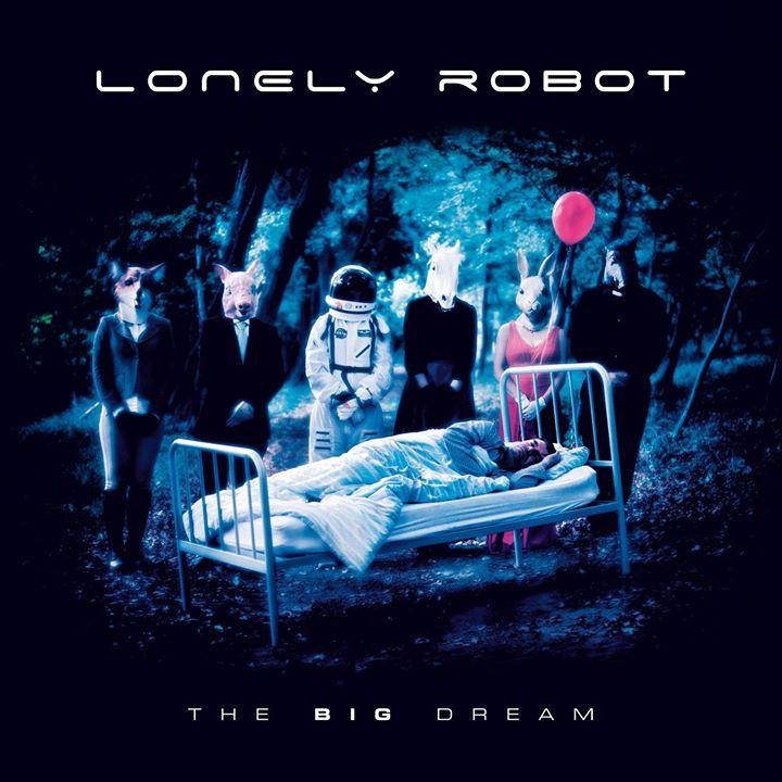 Everglow – ny video från Lonely Robot.