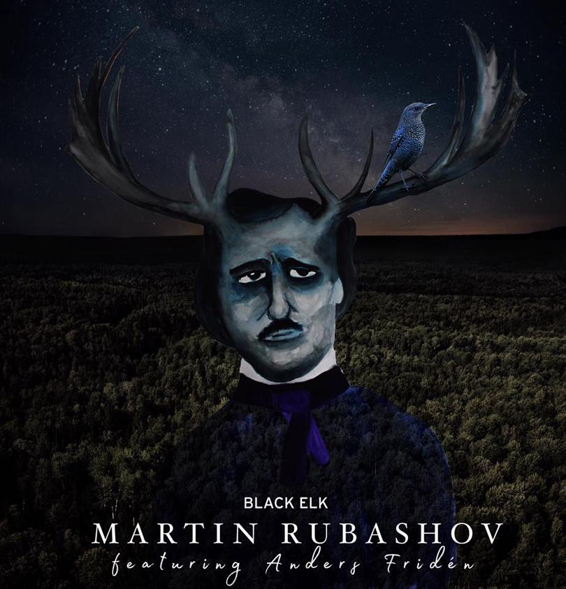 Black Elk -ny singeln med Martin Rubashov.