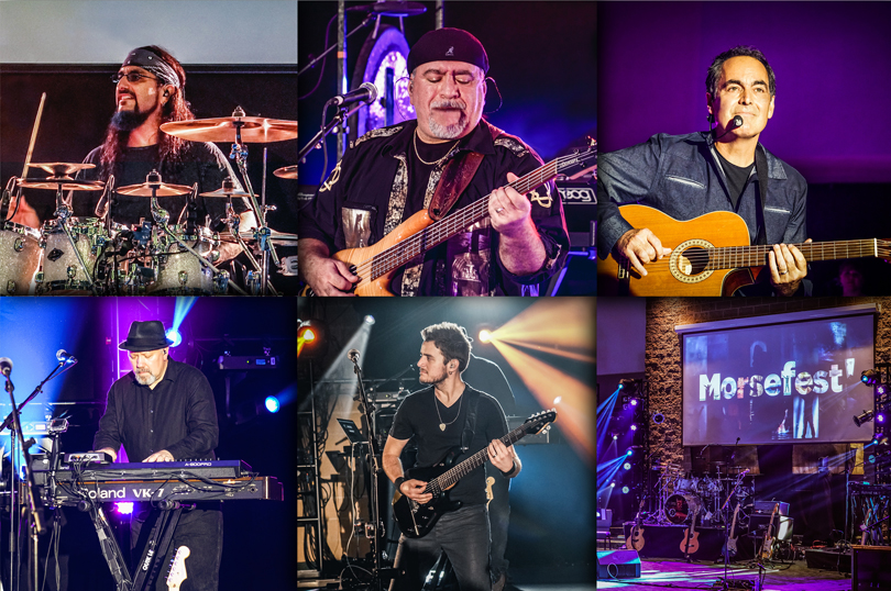 The Neal Morse Band släpper dubbel DVD.