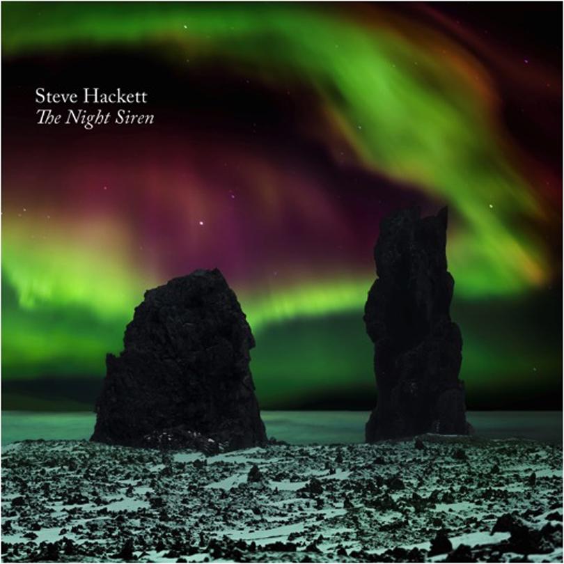 Första spåret från Steve Hackett's kommande album ute.