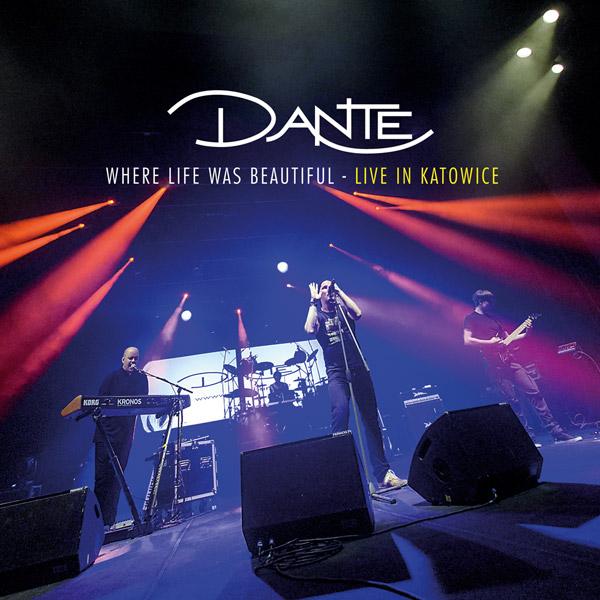 Dante släpper live DVD.