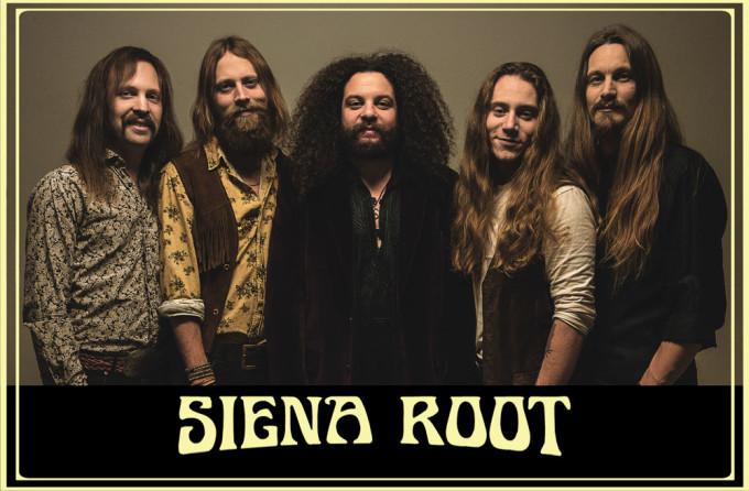 Siena Root – nytt album och svenska spelningar i vår.