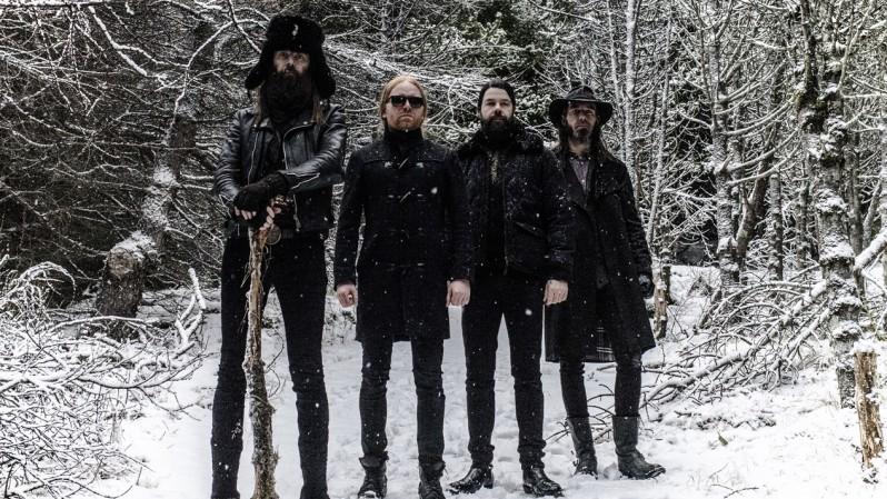 Ísafold – aptitretare från Solstafir´s kommande album ute.