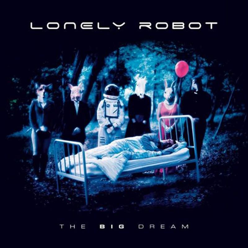 Lonely Robot har lagt ut videon till spåret Sigma.