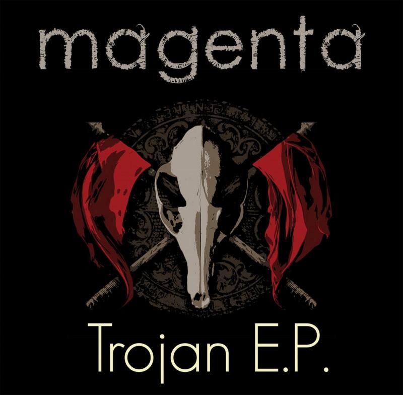 Magenta släpper 3-spår EP`n Troja.