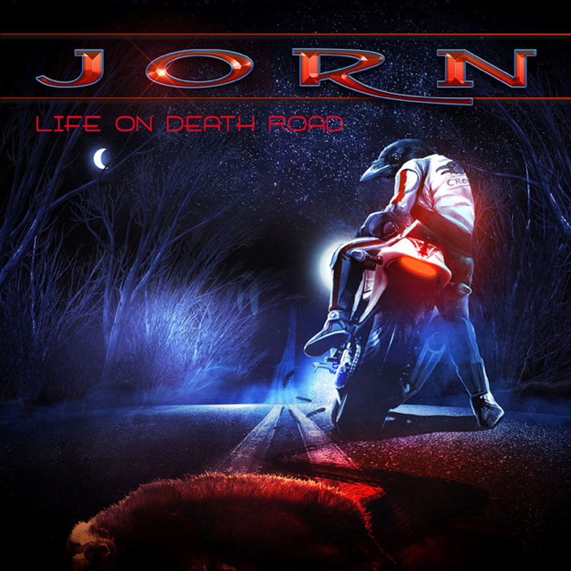 Jorn Lande – nytt album ute i juni.
