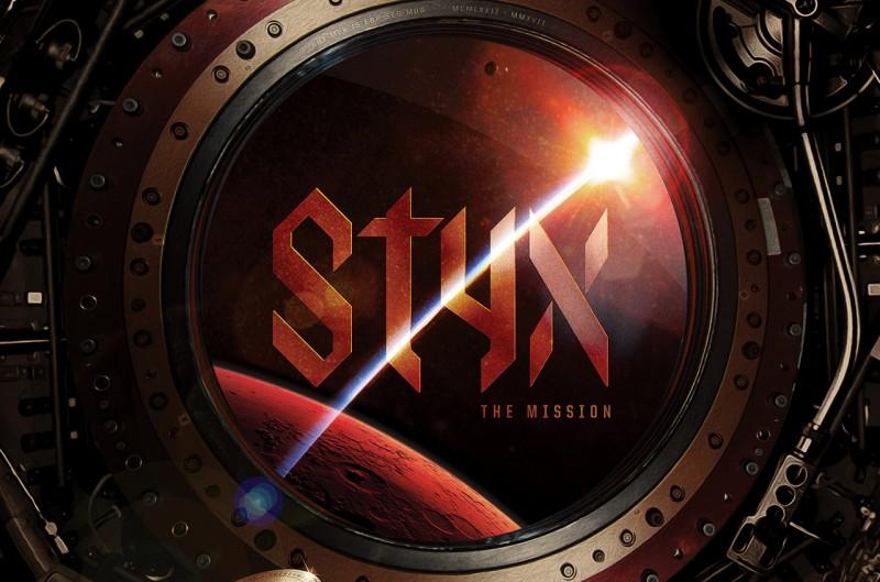Nytt från Styx.