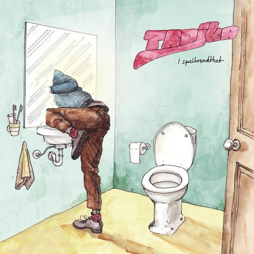 Trojka – I speilvendthet