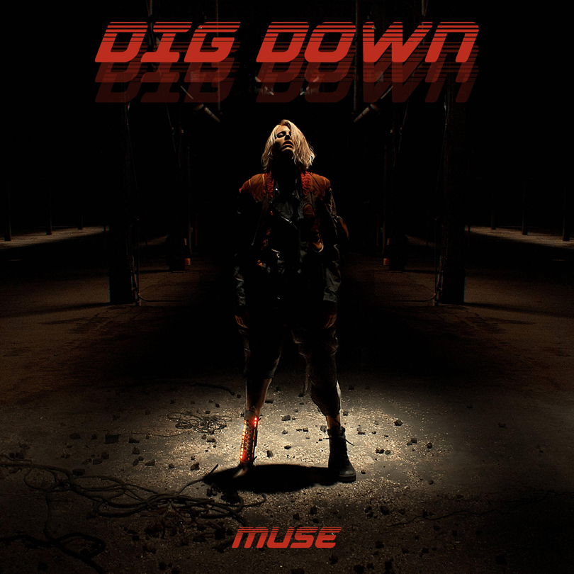 Dig Down – ny singel/video från Muse.