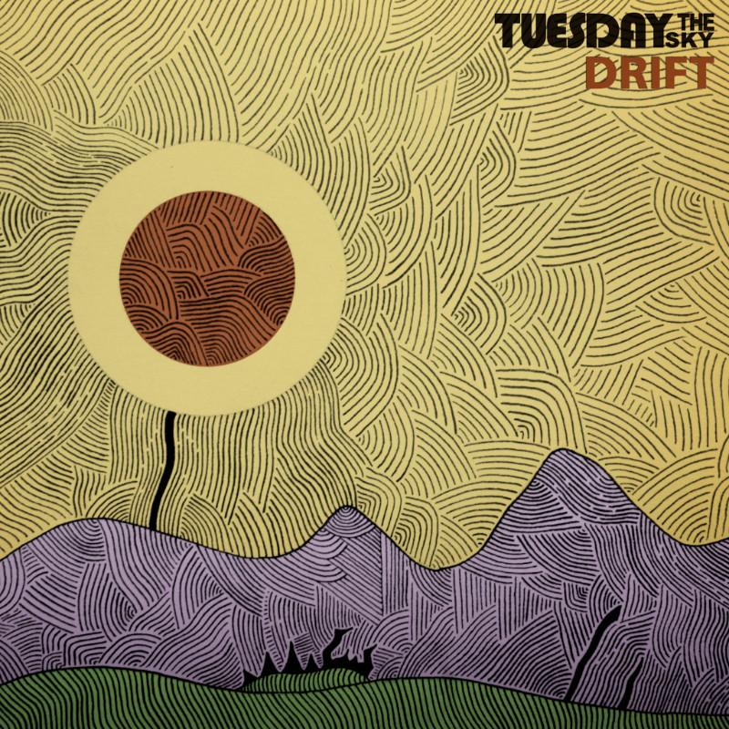 Today The Sky – första smakprovet från debutplattan med Tuesday The Sky.