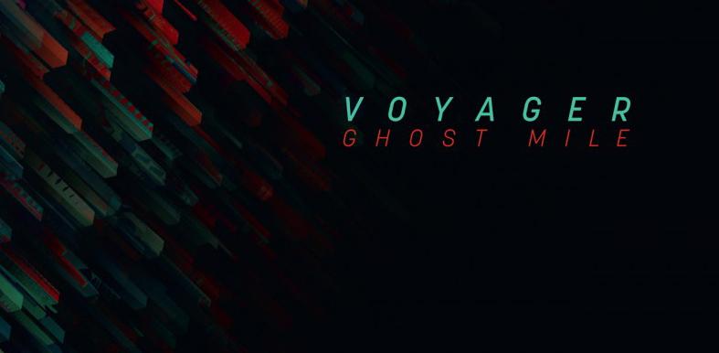 Voyager streamar nya albumet Ghost Mile.