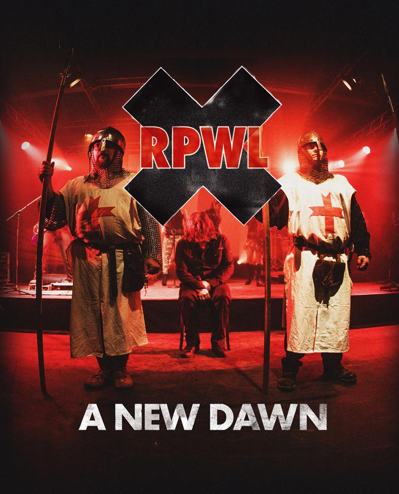 RPWL släpper konsertfilm A New Dawn