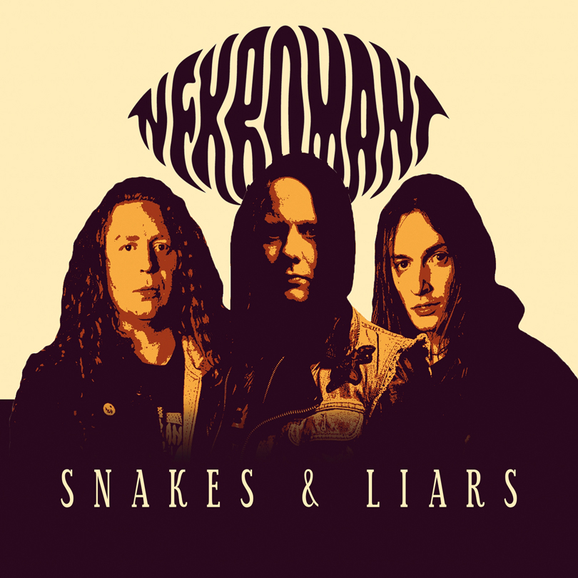 Nekromant – Snakes & Liars