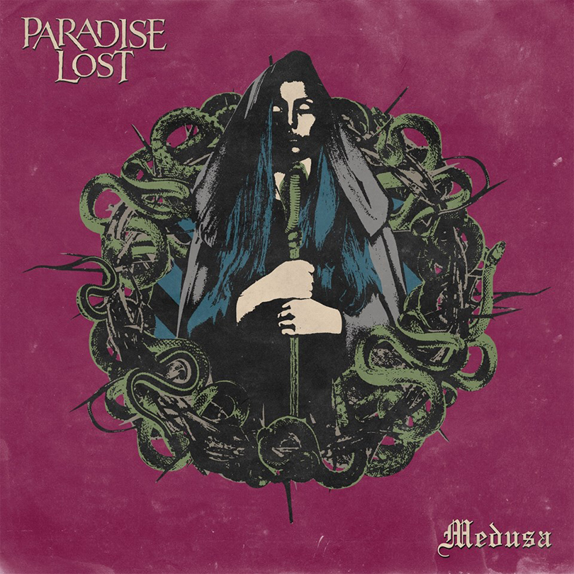 Paradise Lost – nytt album ute i september.