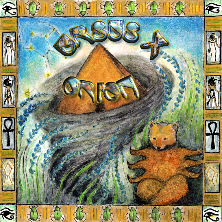 Ursus X nya album Orion ute.