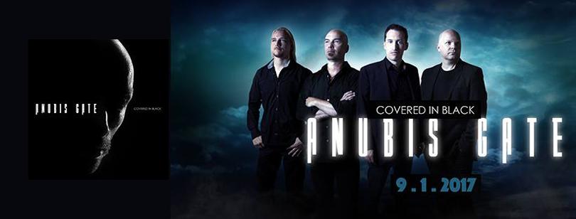 Nytt album med Anubis Gate släpps i september.