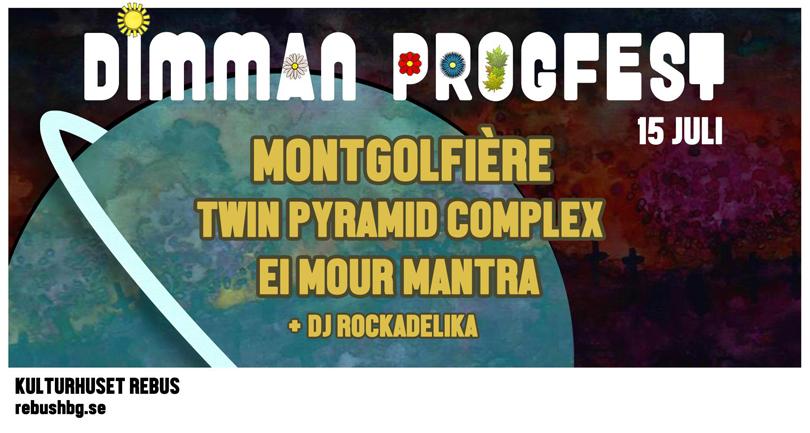 Dimman Progfest – festival i Helsingborg.