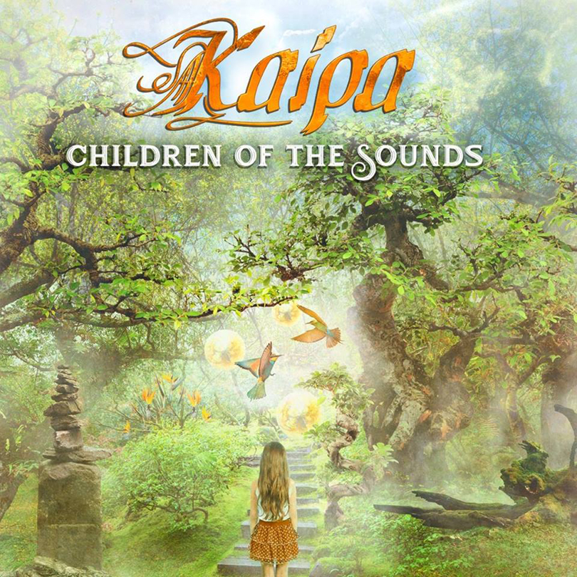 Kaipa –  trailer från Children Of The Sounds ligger ute.