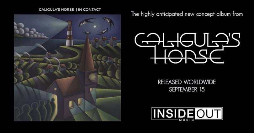 Caligula's Horse – ny singel ute.